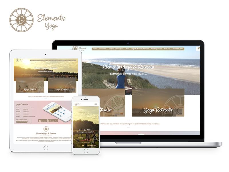 Elements Yoga | Webdesigner Purmerend | Project Direct | Webdesign Purmerend | Website bouwen Purmerend | Wordpress Purmerend | Grafische vormgever Purmerend | SEO Purmerend | Hosting | Wordpress training | Logo design Purmerend | SSL Certificaten | Website onderhoud | Timo van Tilburg