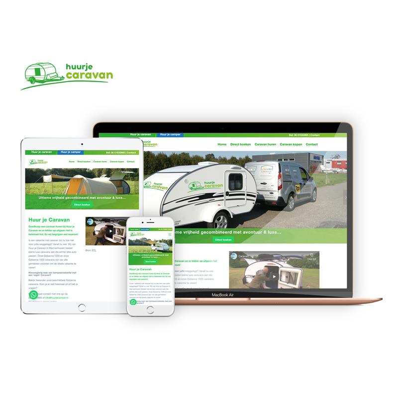 Huur je Caravan - Webdesigner Purmerend | Project Direct | Webdesign Purmerend | Website bouwen Purmerend | WordPress Purmerend | Grafische vormgever Purmerend | SEO Purmerend | Hosting | WordPress training Purmerend | Logo design Purmerend | SSL Certificaten | Website onderhoud Purmerend | Timo van Tilburg